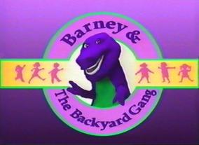 Barney & the Backyard Gang | Barney Wiki | FANDOM powered ...