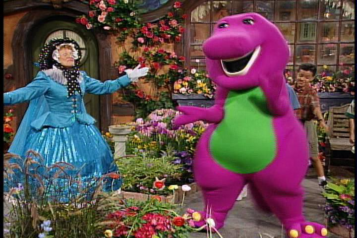 Barneys Rhyme Time Rhythm Barney Wiki FANDOM Powered By Wikia - Concert barney wiki