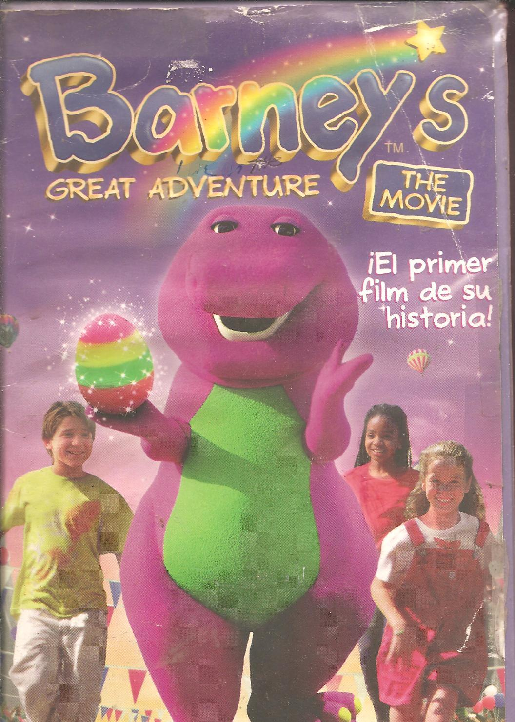 Barneys Great Adventure Barney Wiki FANDOM Powered By Wikia - Concert barney wiki