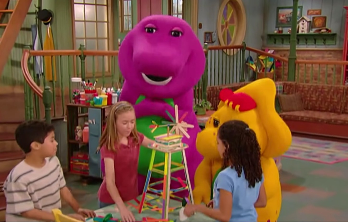 Barney & Friends: The Blame Game and Airplanes (Season 14 ...
