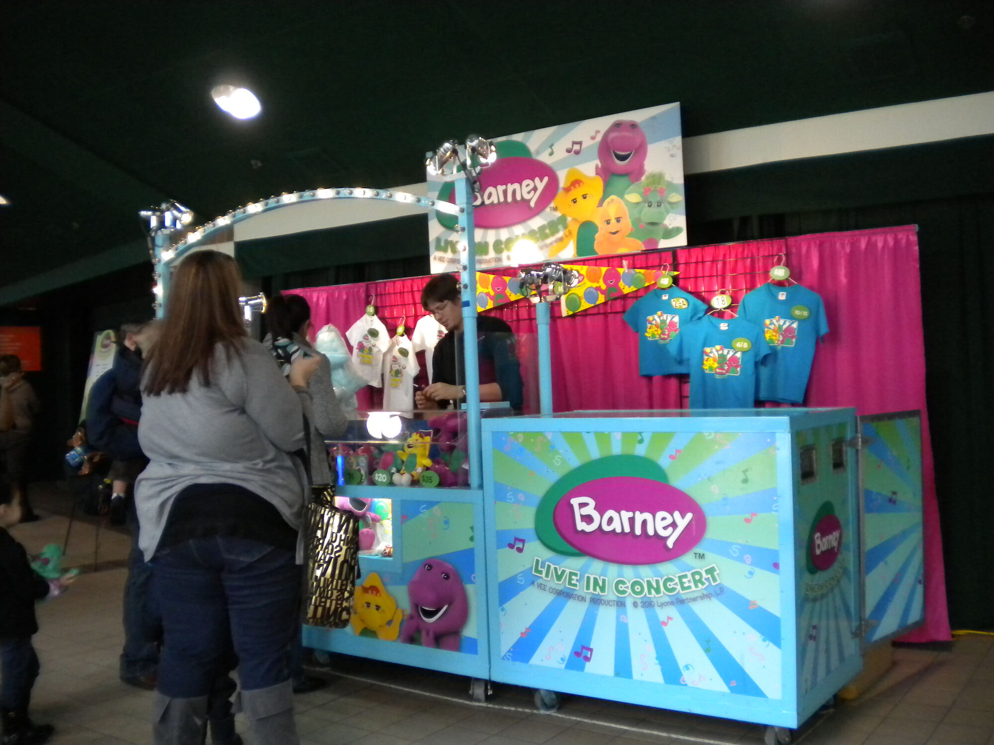 Barney Live In Concert Birthday Bash Barney Wiki FANDOM - Barney live in concert birthday