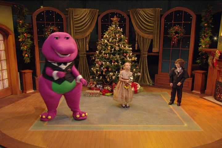A Very Merry Christmas   Barney Wiki   FANDOM powered by Wikia