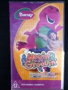 Movin' And Groovin' Australian VHS