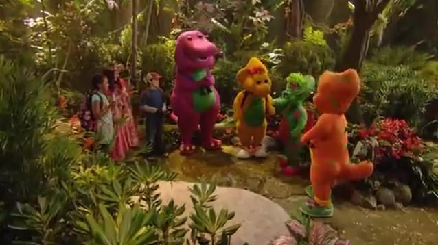 Barney S Jungle Friends Barney Wiki Fandom Powered By