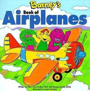 Barney'sBookofAirplanes