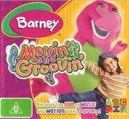Movin' And Groovin' Australian DVD rerelease