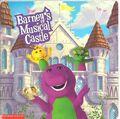 Barney Musical Castle book.jpg