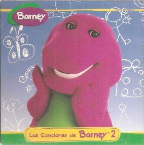 2. La Canciones de Barney 2 (1997)