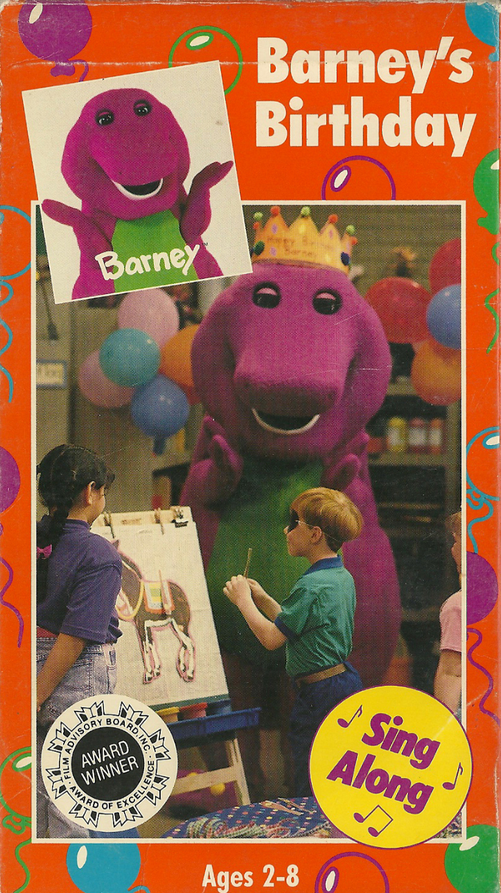 barney u0027s birthday barney wiki fandom powered by wikia