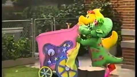 Barney's Super Singing Circus | Barney&Friends Wiki ...