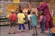 Barney Goes to School | Barney&Friends Wiki | FANDOM ...