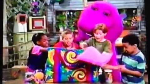 Barney The Barney Bag (If the Shoe Fits...'s version)
