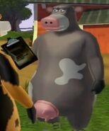 Barnyard Video game ben