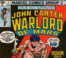 Warlord of Mars (Marvel) : Issue 3