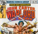 Warlord of Mars (Marvel) : Issue 20