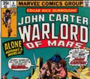 Warlord of Mars (Marvel) : Issue 6