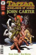 Tarzan/John Carter: Warlords of Mars 1