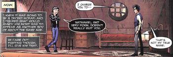 Nathaniel, Eh