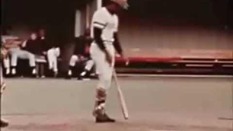 Roberto Clemente's 3,000th Hit-0