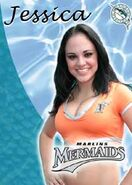 Jessica 2004 Marlins Mermaids
