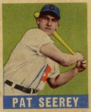 Pat Seerey