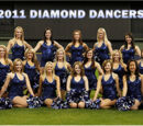 2011 Brewers Diamond Dancers