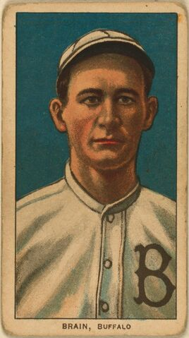 File:Dave Brain baseball card.jpg