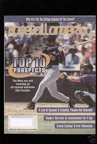 Baseball America - February 2001
