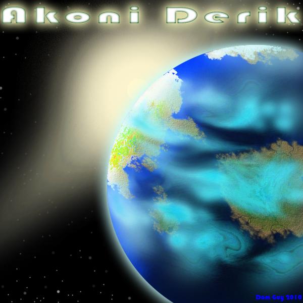PlanetAkoni Derik