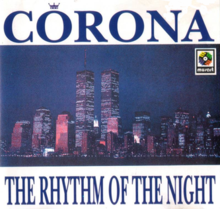 220px-Corona - Rhythm of the Night single