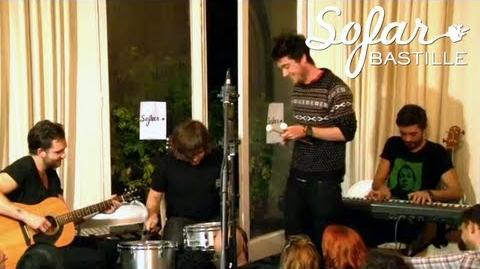 Bastille - Pompeii Sofar London ( 073)