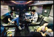 Bastille 2nd album recording