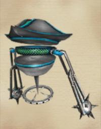 Autonomous Battle Machina (Origins)
