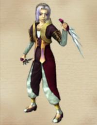 Nasca (Fight 1) (Origins)