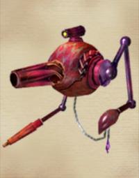 Mobile Turret (Origins)