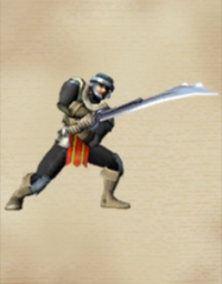 Imperial Swordsman (Origins)