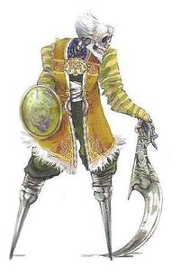 Undead Swordsman
