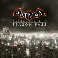 Batman ArkhamKnight Season Pass
