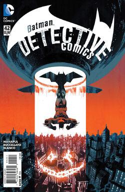 Detective Comics Vol 2-42 Cover-1