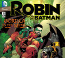 Robin: Son of Batman (Volume 1) Issue 11