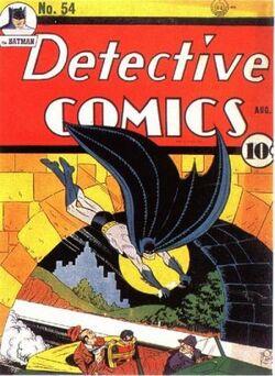 Detective Comics 54