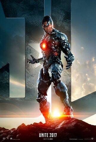 File:Justice League - Movie Poster (Cyborg).jpg