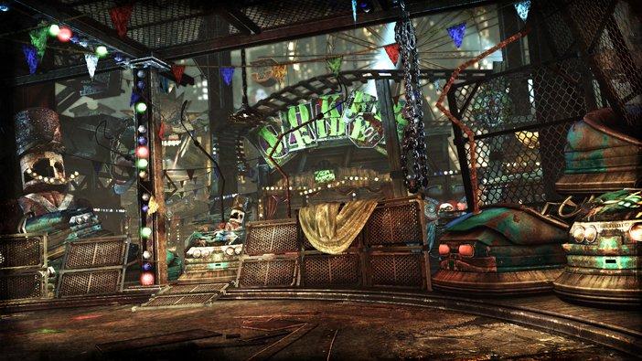 Batman Arkham Knight Riddler Catwoman Casino Spectrumtree