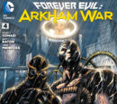 Forever Evil: Arkham War (Volume 1) Issue 4