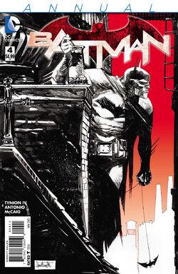 Batman Vol 2 Annual 4 Cover-1