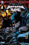 Forever Evil Aftermath Batman vs Bane Vol 1-1 Cover-1