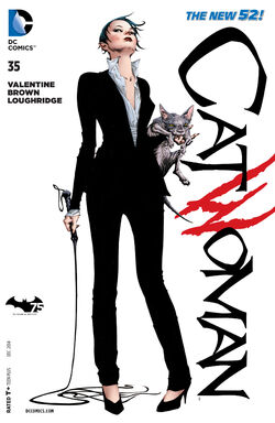 Catwoman Vol 4-35 Cover-1