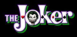 Joker Comic Series logo