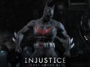 Injustice batman beyond