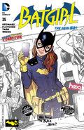Batgirl Vol 4-35 Cover-3
